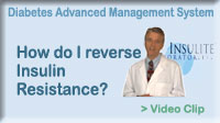 Click here to learn about: How do I reverse Insulin Resistance?