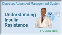 Click here to learn about: Understanding Insulin Resistance